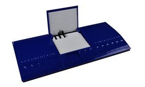 Arlac Telefonregister 116 blau