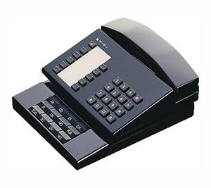 Arlac Telefonregister 127 schwarz