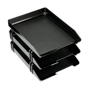 Arlac Briefablage schwarz