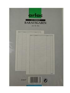 ARLAC Barausgaben/Spesen 561