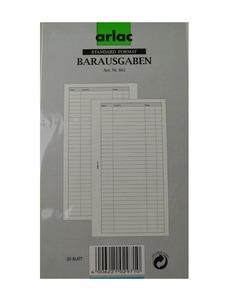 ARLAC Barausgaben/Spesen 661