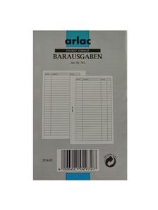 ARLAC Barausgaben/Spesen 761