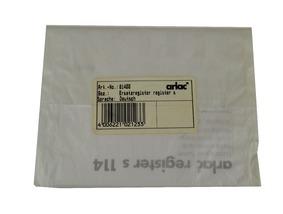 ARLAC Ersatzregister 81400