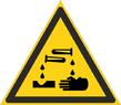 Warnzeichen 107 - klein