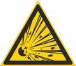 Warnzeichen 109 - klein