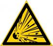 Warnzeichenfolie 0109  - klein