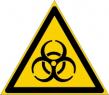 Warnzeichenfolie 0110  - klein
