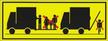 Warnzeichenfolie 00142  - klein