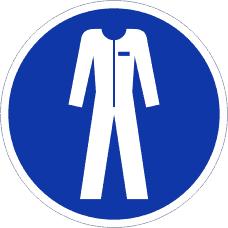 Gebotszeichenfolie 0412