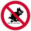 Verbotszeichenfolie 00715  - klein