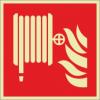 Brandschutzzeichenfolie 01502  - klein
