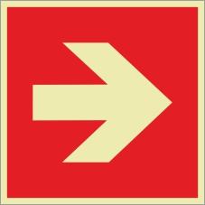 Brandschutzzeichenfolie 0503