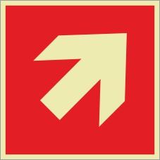 Brandschutzzeichenfolie 01504