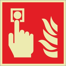 Brandschutzzeichenfolie 0508