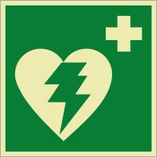 Rettungszeichenfolie 01608