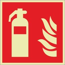 Brandschutzzeichenfolie 0501