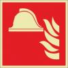 Brandschutzzeichenfolie 02506  - klein
