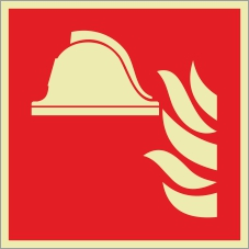 Brandschutzzeichenfolie 02506