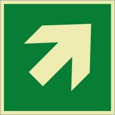 Rettungszeichenfolie 0604
