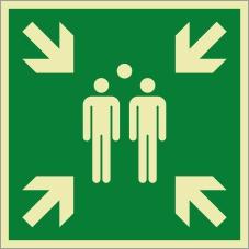 Rettungszeichenfolie 0606