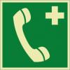 Rettungszeichenfolie 02607  - klein