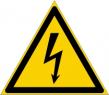 Warnzeichenschild 50106  - klein
