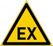 Warnzeichenschild 50108  - klein