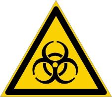 Warnzeichenschild 0110