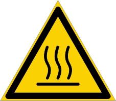 Warnzeichenschild 0113