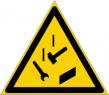 Warnzeichenschild 50115  - klein