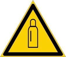 Warnzeichenschild 0116
