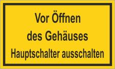 Warnzeichenschild 50150