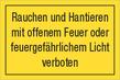 Warnzeichenschild 50160  - klein