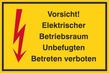 Warnzeichenschild 50162  - klein