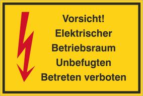 Warnzeichenschild 50162