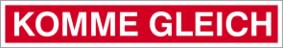 Kunststoffschild 0303