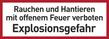 Brandschutzzeichenschild 50512  - klein