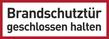 Brandschutzzeichenschild 50519  - klein