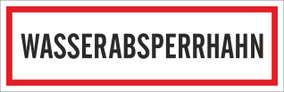 Brandschutzzeichenschild 50543