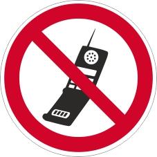 Verbotszeichenschild 0711