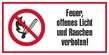 Verbotszeichenschild 50751  - klein