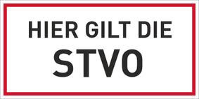Verbotszeichenschild 50760