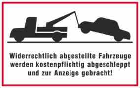 Verbotszeichenschild 50769