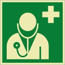 Rettungszeichenschild 0612