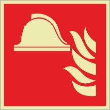 Brandschutzzeichenschild 0506
