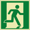 Rettungszeichenschild 0601  - klein