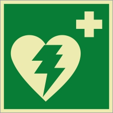 Rettungszeichenschild 0608