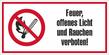 Verbotszeichenschild 60751  - klein