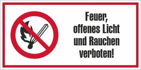 Verbotszeichenschild 60751
