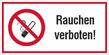 Verbotszeichenschild 60755  - klein